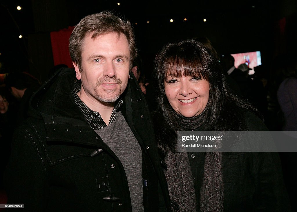 John Frizzell and Doreen Ringer Ross BMI (DRR) attends the BMI Big Crowded Room Party at the Leaf Lounge during the 2008 Sundance Film Festival on January 21, 2008 in Park City, Utah.