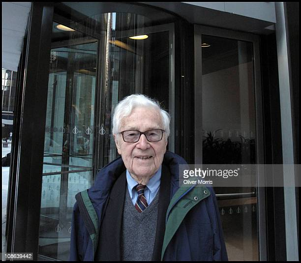 John G Morris, former international executive editor of Magnum Photos, picture editor of the Ladies Home Journal, Washington Post, The New York Times...
