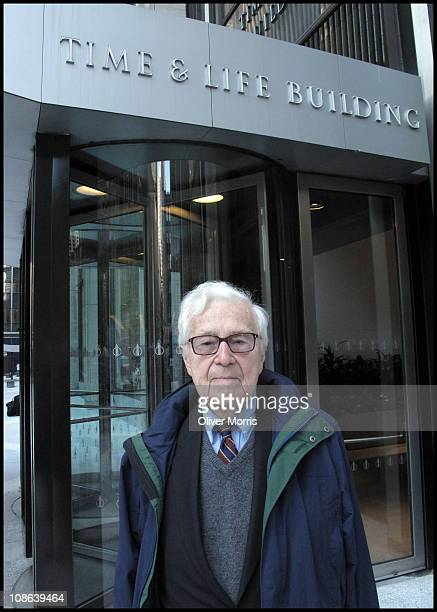John G Morris former international executive editor of Magnum Photos picture editor of the Ladies Home Journal Washington Post The New York Times and...