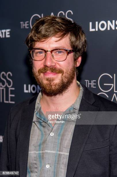 John Gallagher Jr attends 'The Glass Castle' New York screening at SVA Theatre on August 9 2017 in New York City