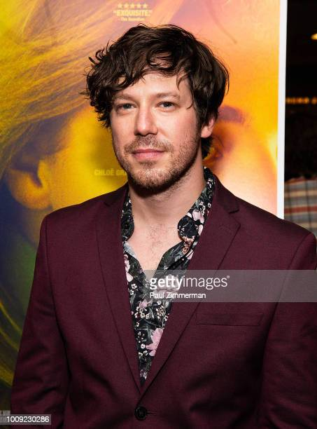 John Gallagher Jr attends 'The Miseducation Of Cameron Post' New York Screening at Cinema 123 on August 1 2018 in New York City