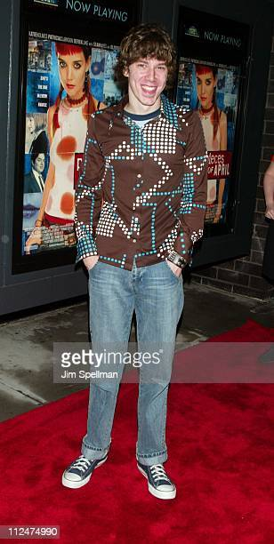 John Gallagher Jr during 'Pieces of April' New York City Premiere at Landmark's Sunshine Theater in New York City New York United States