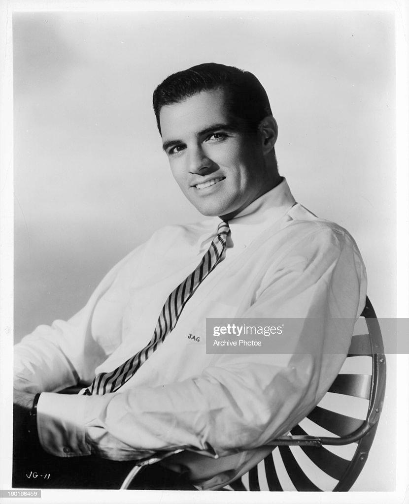 John Gavin from the film 'Imitation Of Life', 1959.