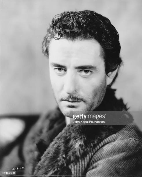 John Gilbert as as the doomed Fedya in Fred Niblo's 1930 film 'Redemption'