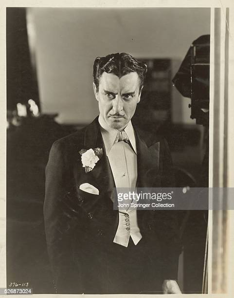 John Gilbert as the Devil in The Masks of the Devil
