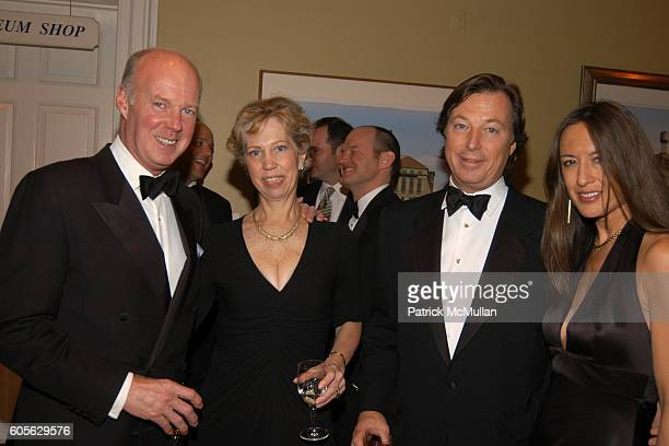 John Glass Martha Glass Bruce Colley and Berefka de Sequera attend The Museum of The City of New York The Directors Council 20th Annual Winter Ball...