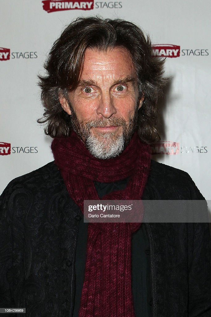 John Glover attends the Primary Stages Gala at The Edison Ballroom on November 1, 2010 in New York City.
