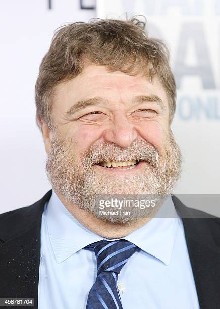 John Goodman arrives at the AFI FEST 2014 presented by Audi 'The Gambler' premiere held at Dolby Theatre on November 10 2014 in Hollywood California