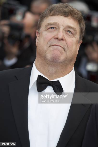 John Goodman attends 'Inside Llewyn Davis' Premiere during the 66th Annual Cannes Film Festival at Palais des Festivals on May 19 2013 in Cannes...