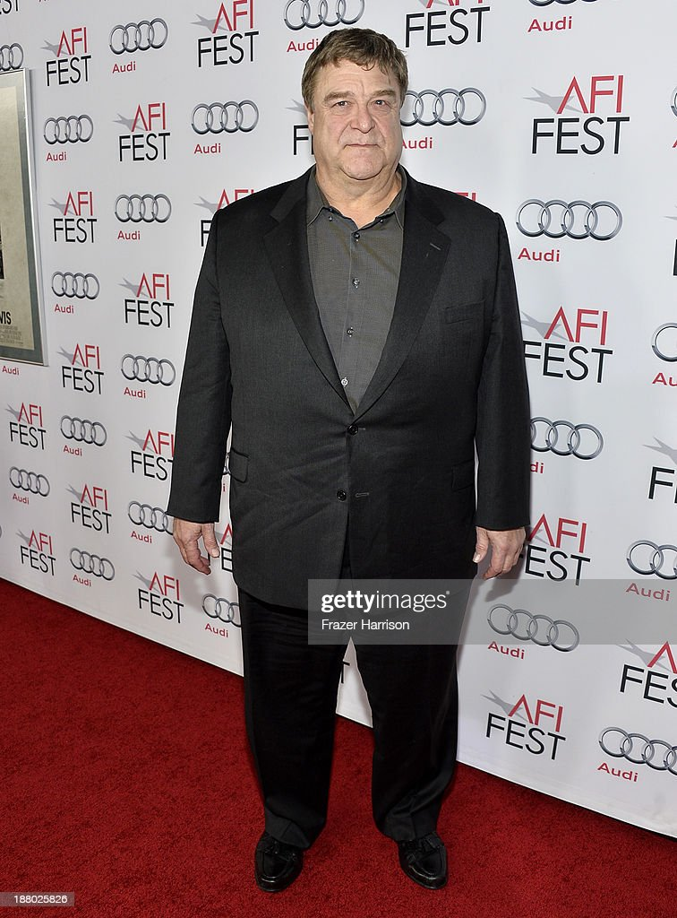 John Goodman attends the AFI FEST 2013 presented by Audi closing night gala screening of 'Inside Llewyn Davis' at TCL Chinese Theatre on November 14, 2013 in Hollywood, California.
