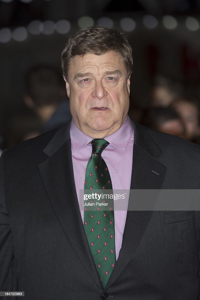John Goodman attends the screening of 'Inside Llewyn Davis' Centrepiece Gala Supported By The Mayor Of London during the 57th BFI London Film Festival at Odeon Leicester Square on October 15, 2013 in London, England.