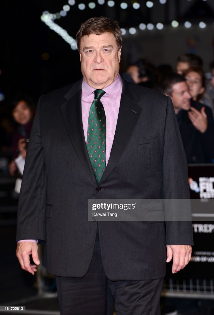 John Goodman attends the screening of 'Inside Llewyn Davis' Centrepiece Gala supported by the mayor of London during the 57th BFI London Film Festival at the Odeon Leicester Square on October 15, 2013 in London, England.
