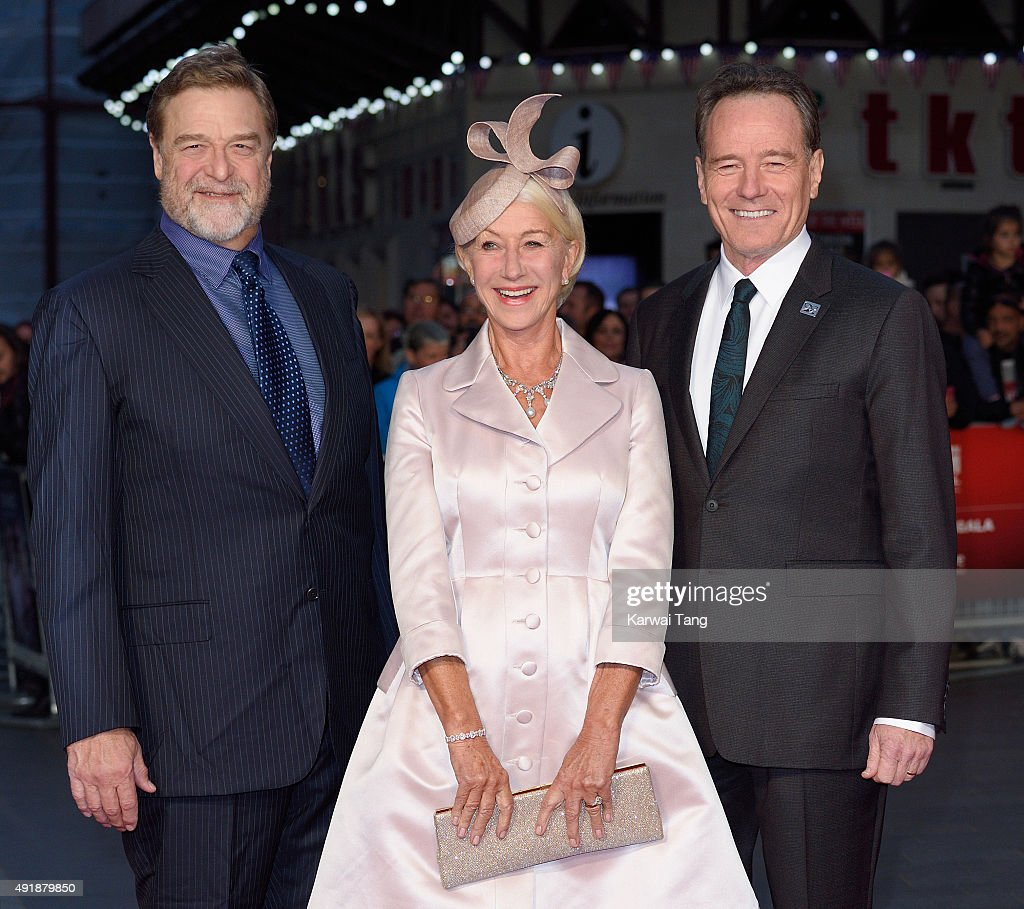 """Trumbo"" - Accenture Gala - BFI London Film Festival : News Photo"