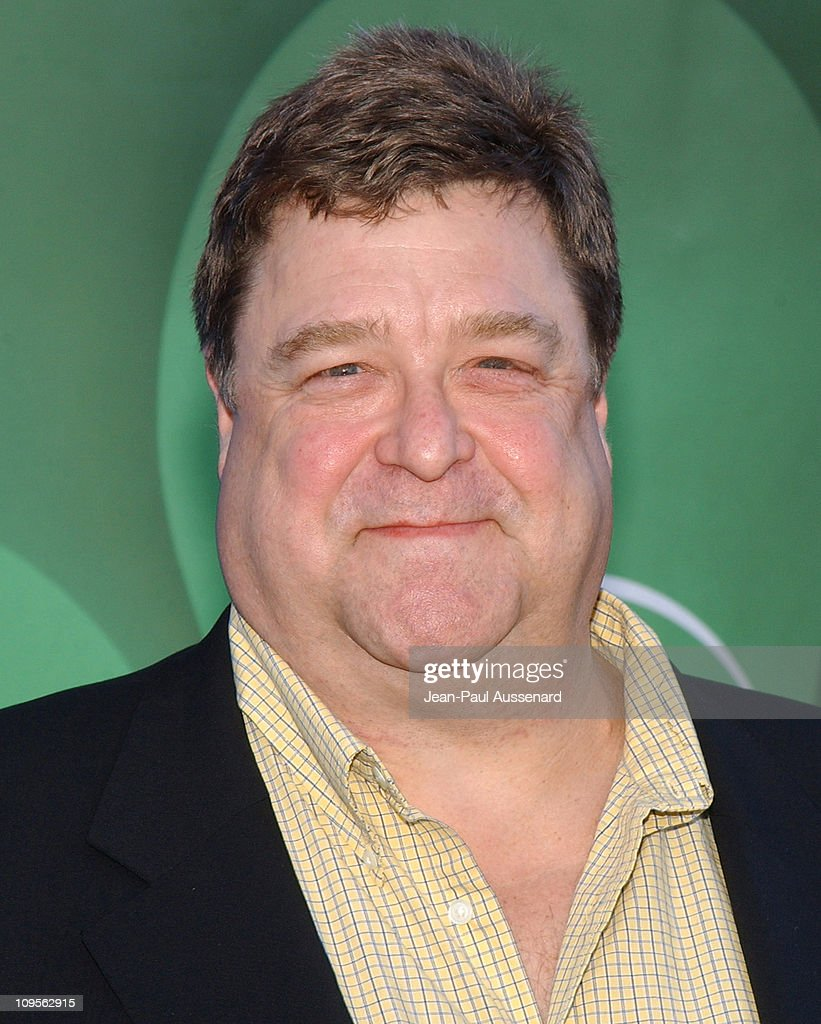 John Goodman during 2004 NBC All Star Party - Arrivals at Universal Studios in Universal City, California, United States.