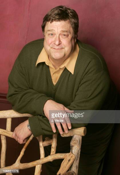 John Goodman during 2005 Sundance Film Festival 'Marilyn Hotchkiss Ballroom Dancing and Charm School' Portraits at HP Portrait Studio in Park City...