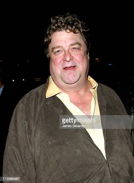 John Goodman during Sarah Michelle Gellar Hosts 'SNL' AfterParty at Times Square in New York City New York United States