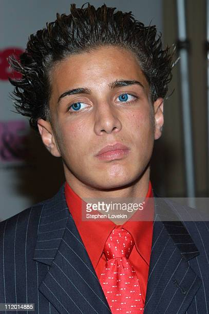 John Gotti Agnello during AE Network and Star Magazine Celebrate The Launch of Growing Up Gotti at Gotham Hall in New York City New York United States