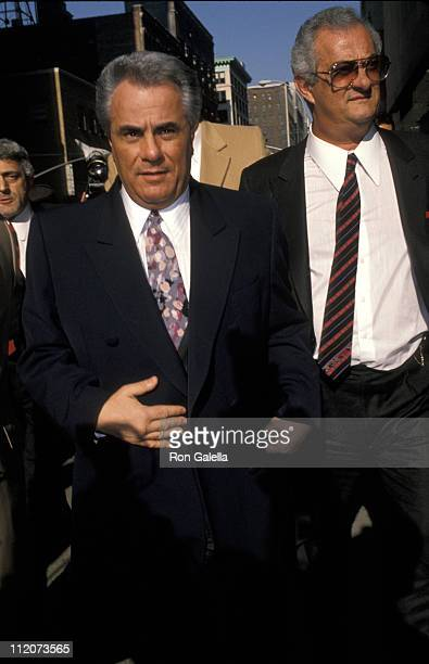 John Gotti and Peter Gotti
