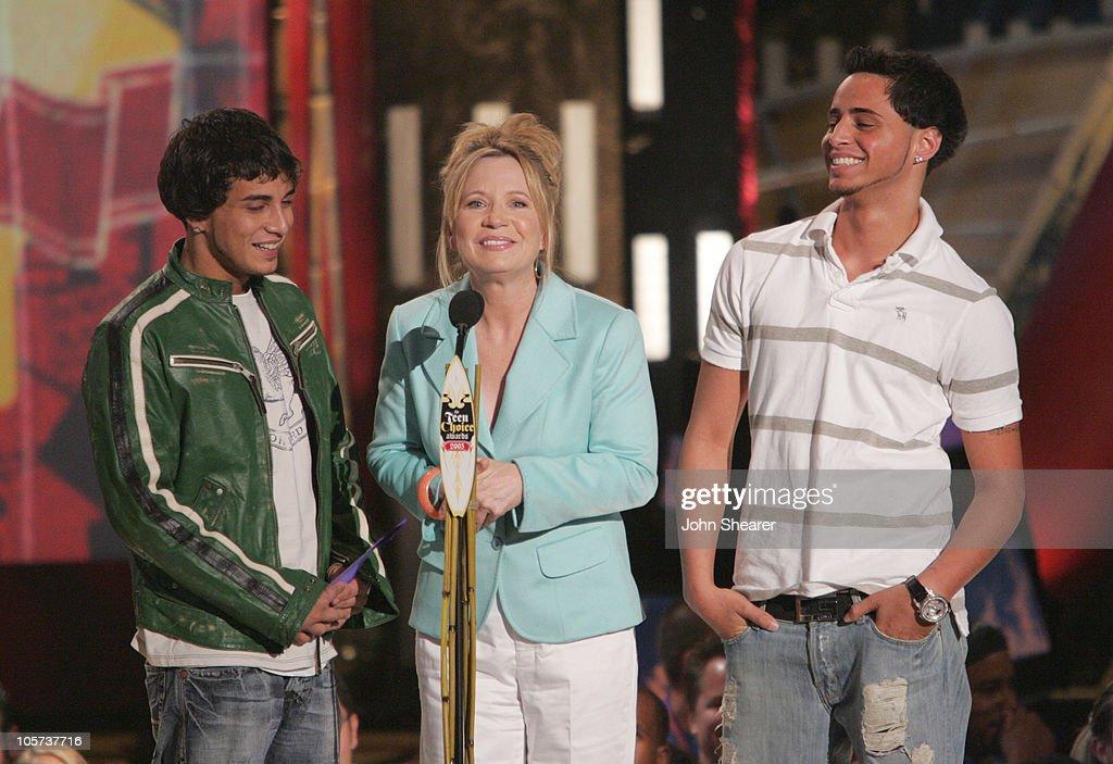2005 Teen Choice Awards - Show