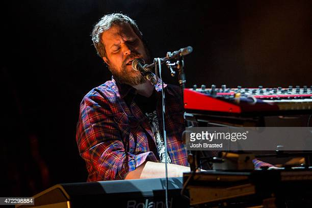 John Grant performs at the Civic Theatre on May 5 2015 in New Orleans Louisiana