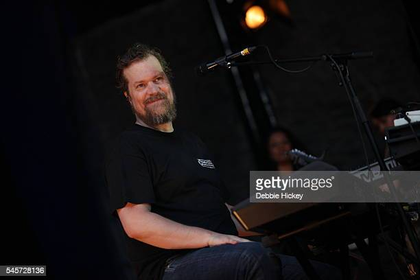 John Grant performs at The Iveagh Gardens on July 9 2016 in Dublin Ireland