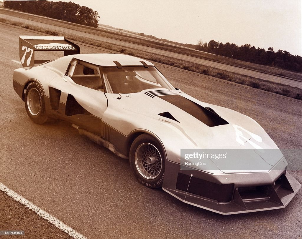 Greenwood 1977 IMSA : News Photo