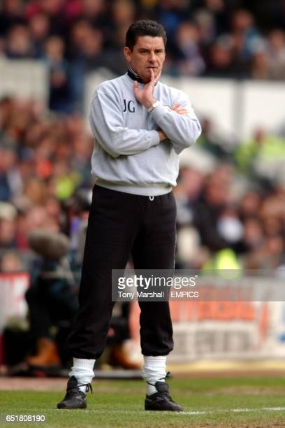 John Gregory Derby County Manager