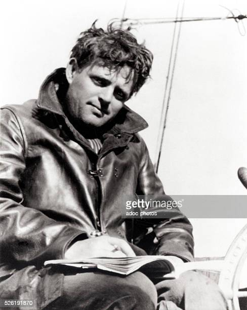 John Griffith Chaney called Jack London American writer born in San Francisco Ca 1915