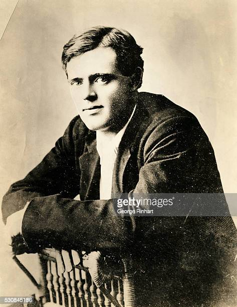 John Griffith London 18761916 American novelist and short story writer Lived life of sailor waterfront loafer and hobo 189194 Joined Klondike gold...