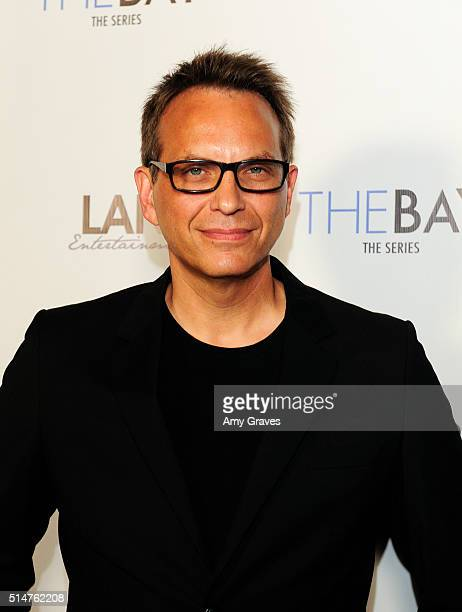 John Grimshaw attends the 5th Annual LANY Entertainment Mixer at St Felix on March 10 2016 in Hollywood California