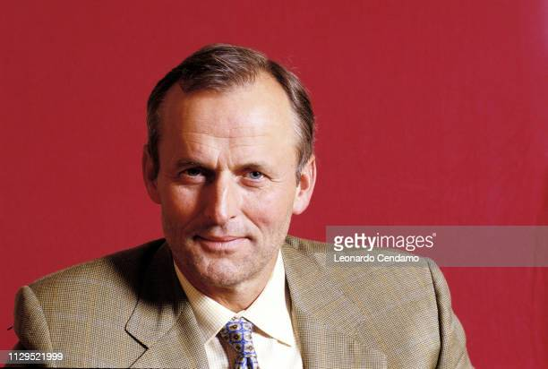 John Grisham American writer Mantova Italy May 2007