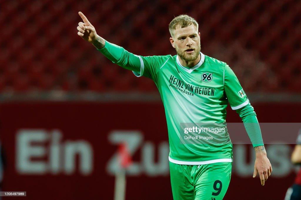 1. FC Nürnberg v Hannover 96 - Second Bundesliga : News Photo