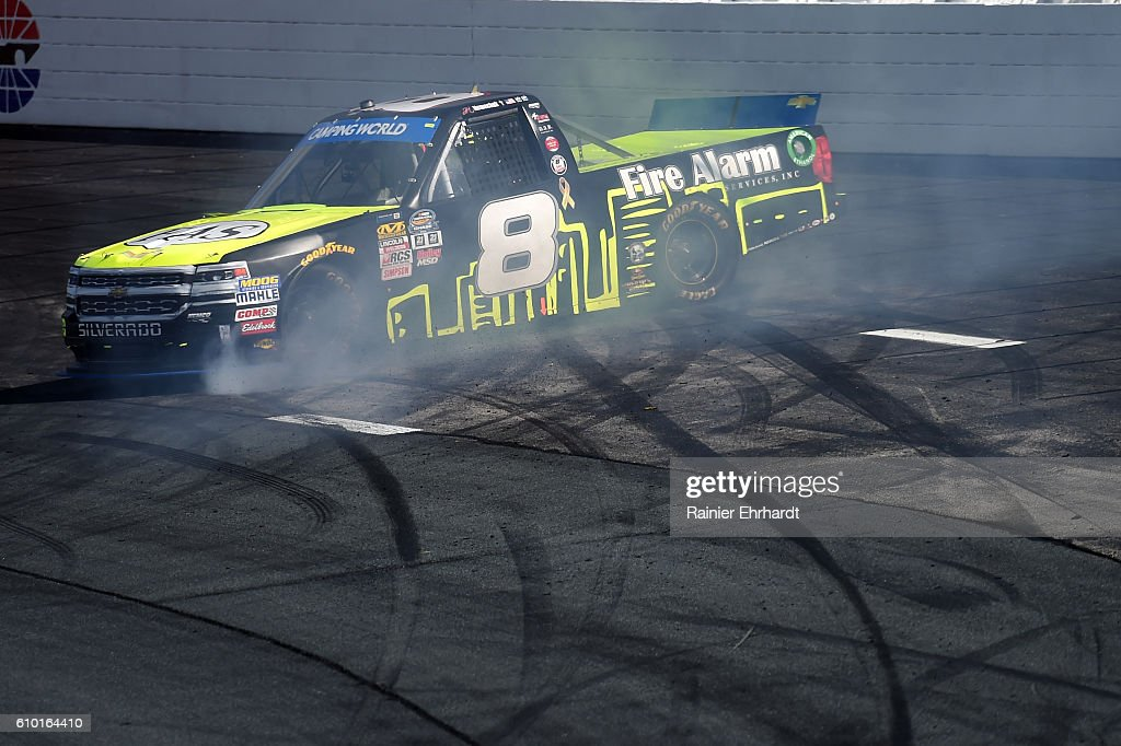 NASCAR Camping World Truck Series UNOH 175 : News Photo
