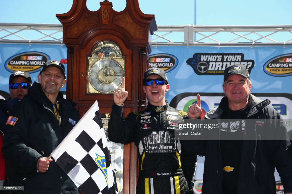 NASCAR Camping World Truck Series Alpha Energy Solutions 250 : News Photo