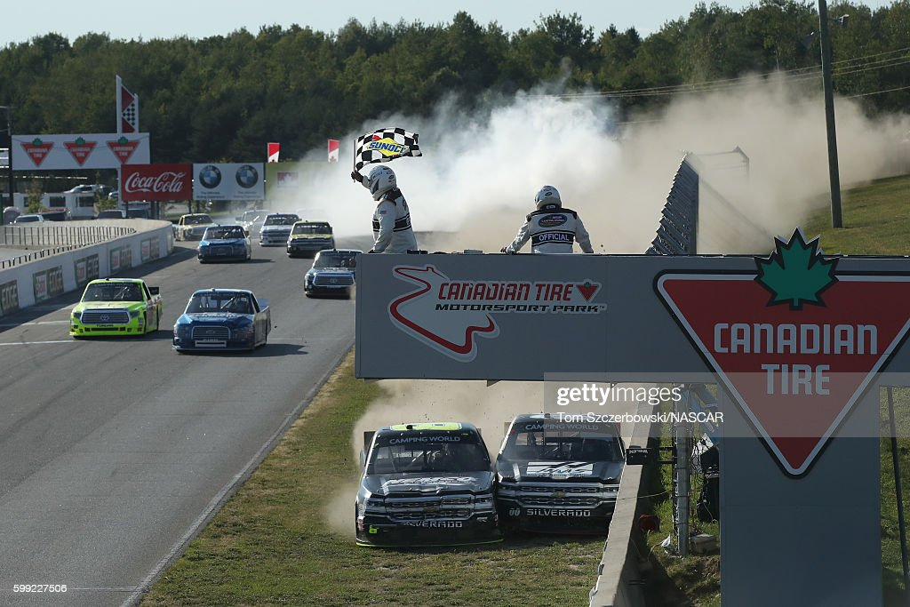 NASCAR Camping World Truck Series Chevrolet Silverado 250
