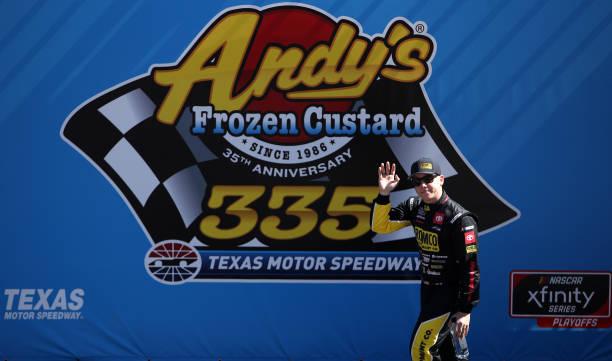 TX: NASCAR Xfinity Series Andy's Frozen Custard 335