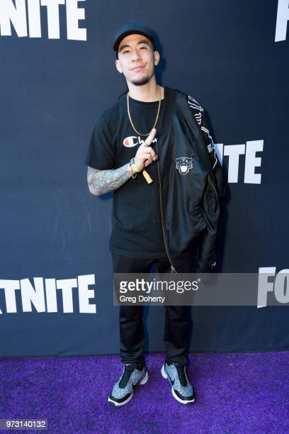 John Ha attends the Epic Games Hosts Fortnite Party Royale on June 12 2018 in Los Angeles California