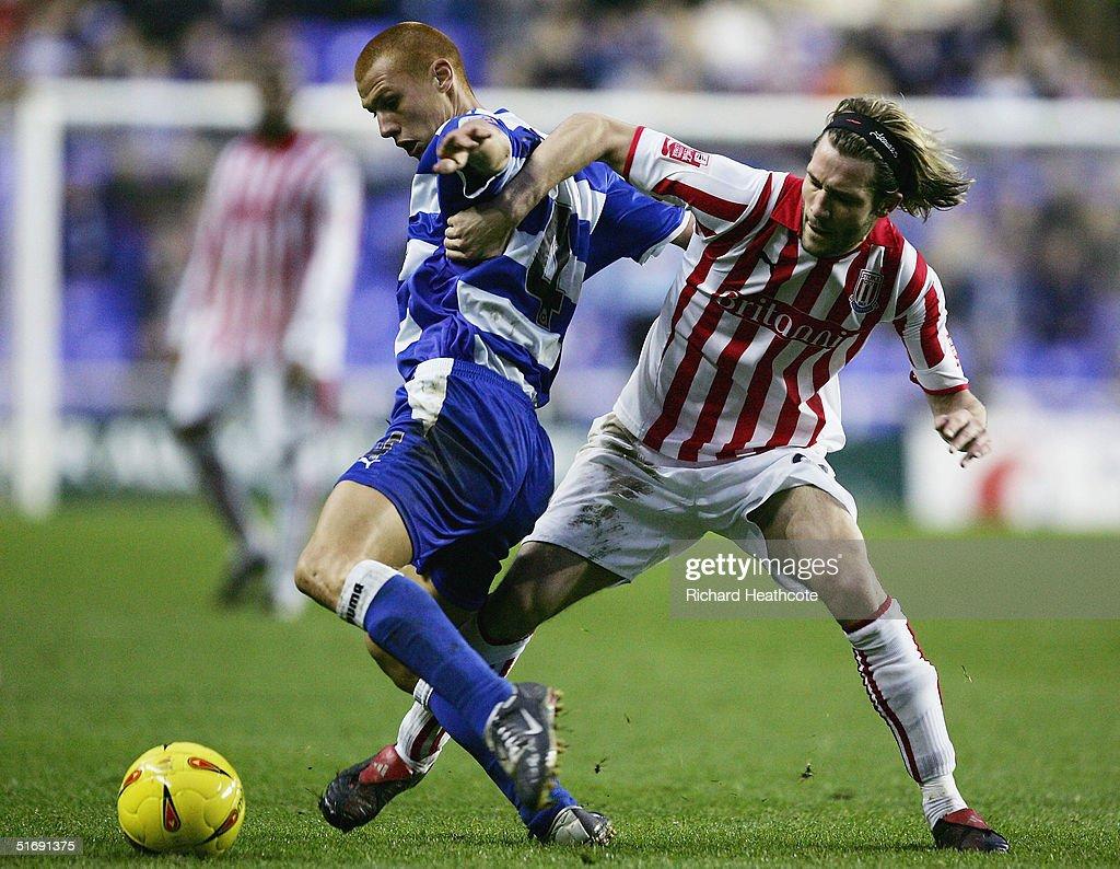 Reading v Stoke City : News Photo