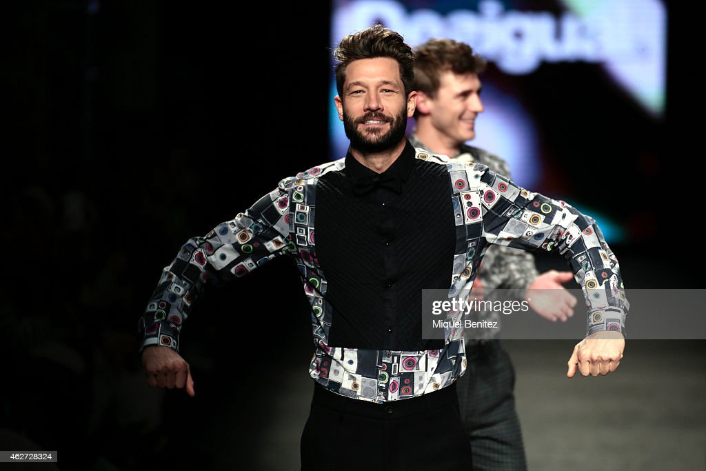 080 Barcelona Fashion Week 2015 Day 2 : News Photo