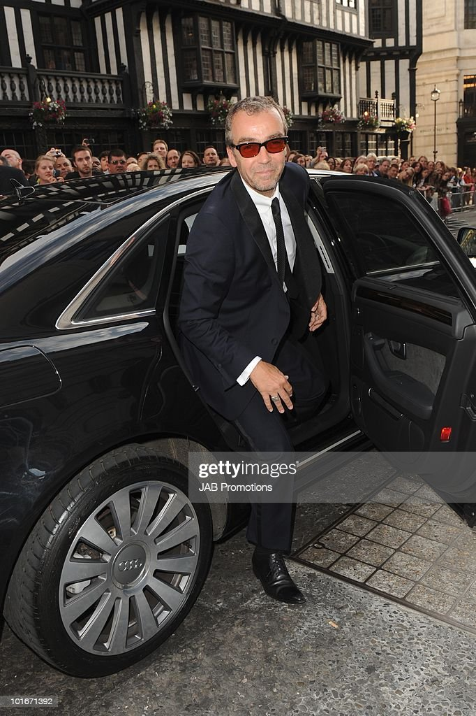 John Hannah attends the Philips British Academy Television awards (BAFTA) at London Palladium on June 6, 2010 in London, England.