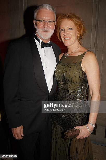 John Hart and CC Dyer attend The Young Fellows Ball Tango And Tapas at The Frick Collection on March 9 2006 in New York City