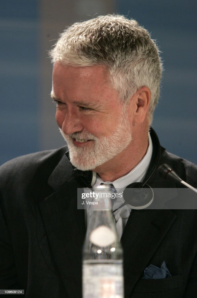 John Hart, producer during 2005 Venice Film Festival - 'Proof' Press Conference at Casino Palace in Venice Lido, Italy.