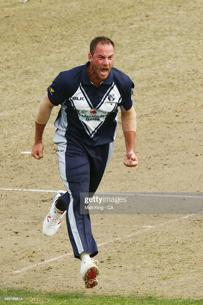 NSW v VIC - Matador BBQ One Day Cup