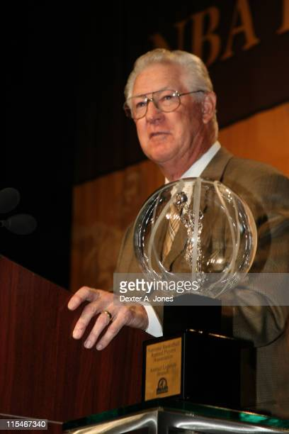 John Havlicek during NBA Retired Players Association Annual AllStar Weekend and Bruncheon February 18 2007 at Mandalay Bay Hotel and Resort in Las...