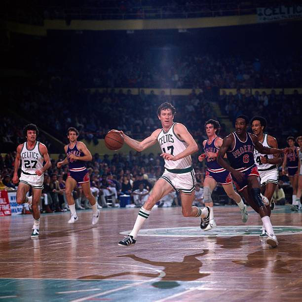 1976 NBA Finals:  Phoenix Suns vs. Boston Celtics