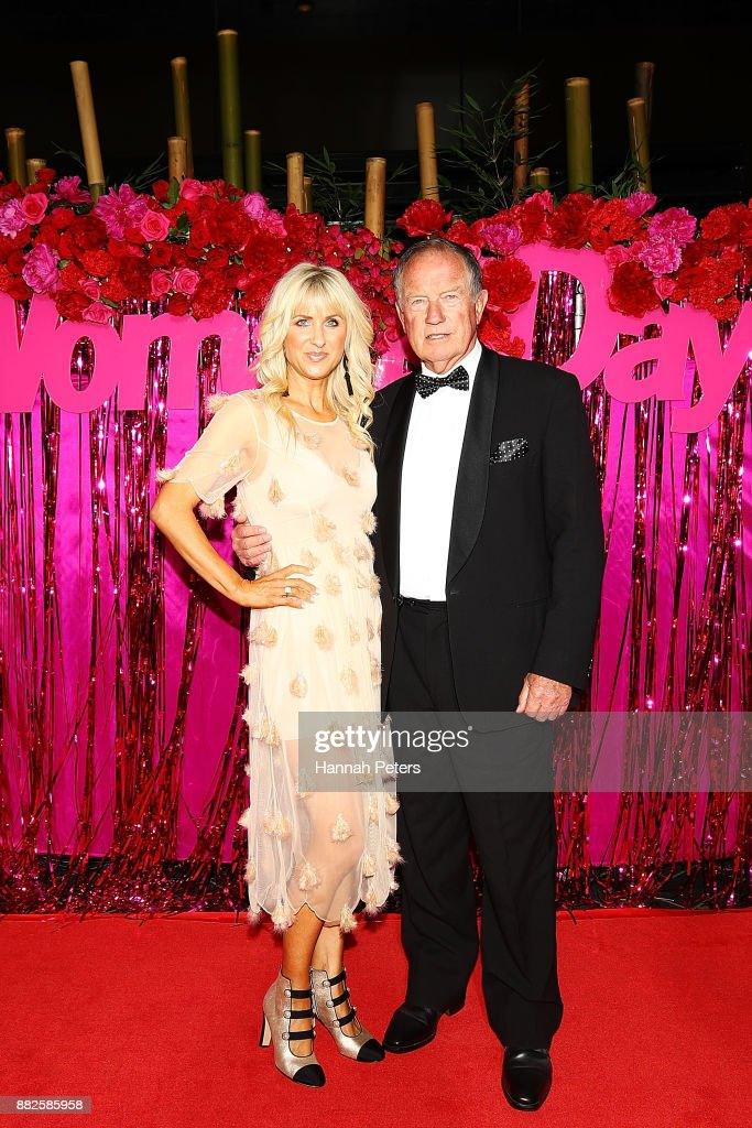 The New Zealand Television Awards 2017 - Arrivals : News Photo