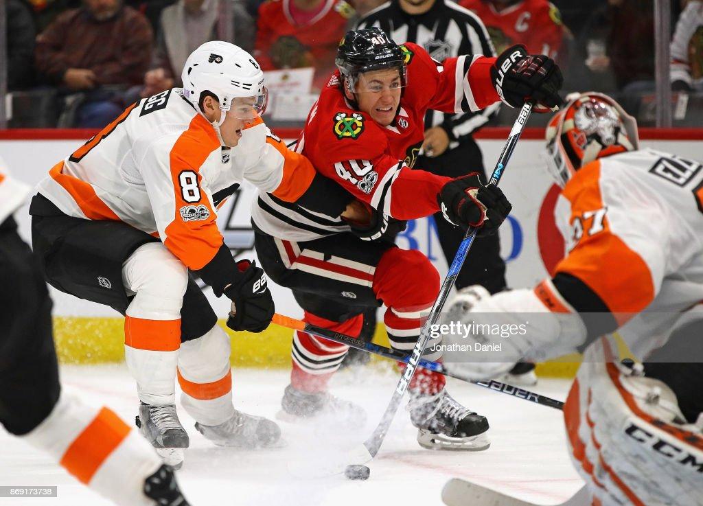 Philadelphia Flyers v Chicago Blackhawks