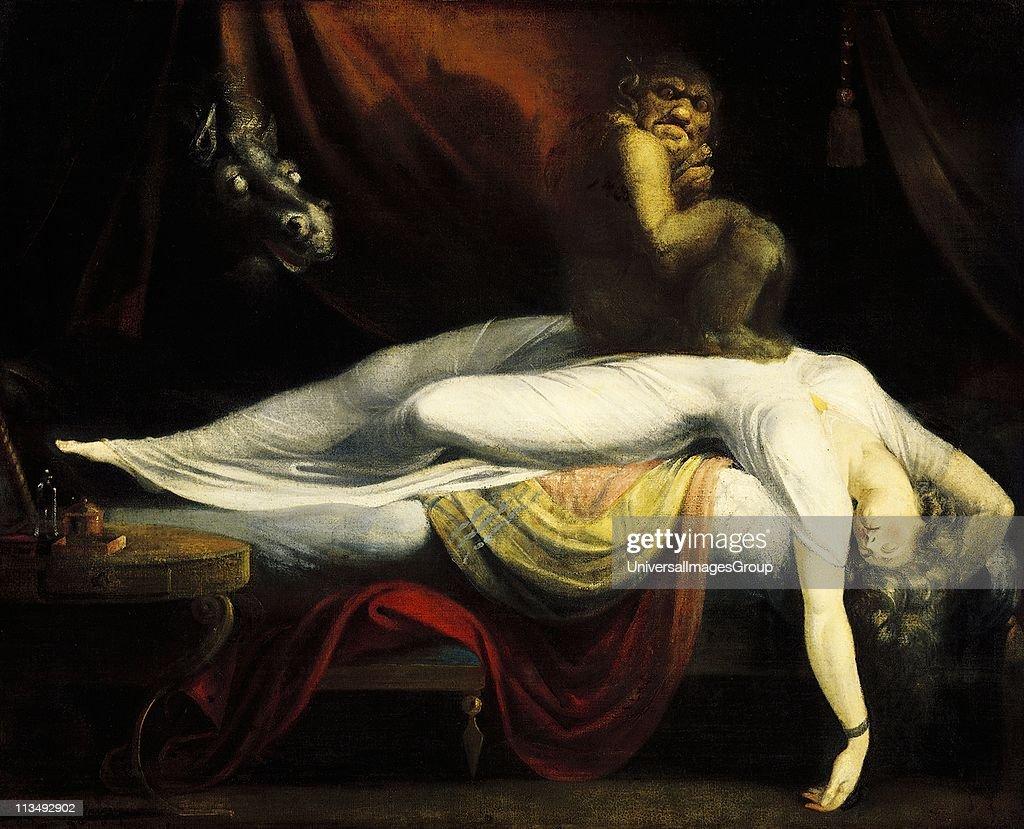 John Henry Fuseli - The Nightmare... : News Photo