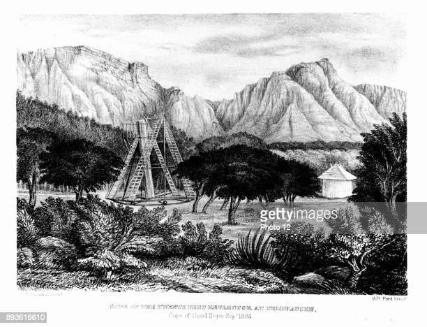John Herschel William Herschel's telescope