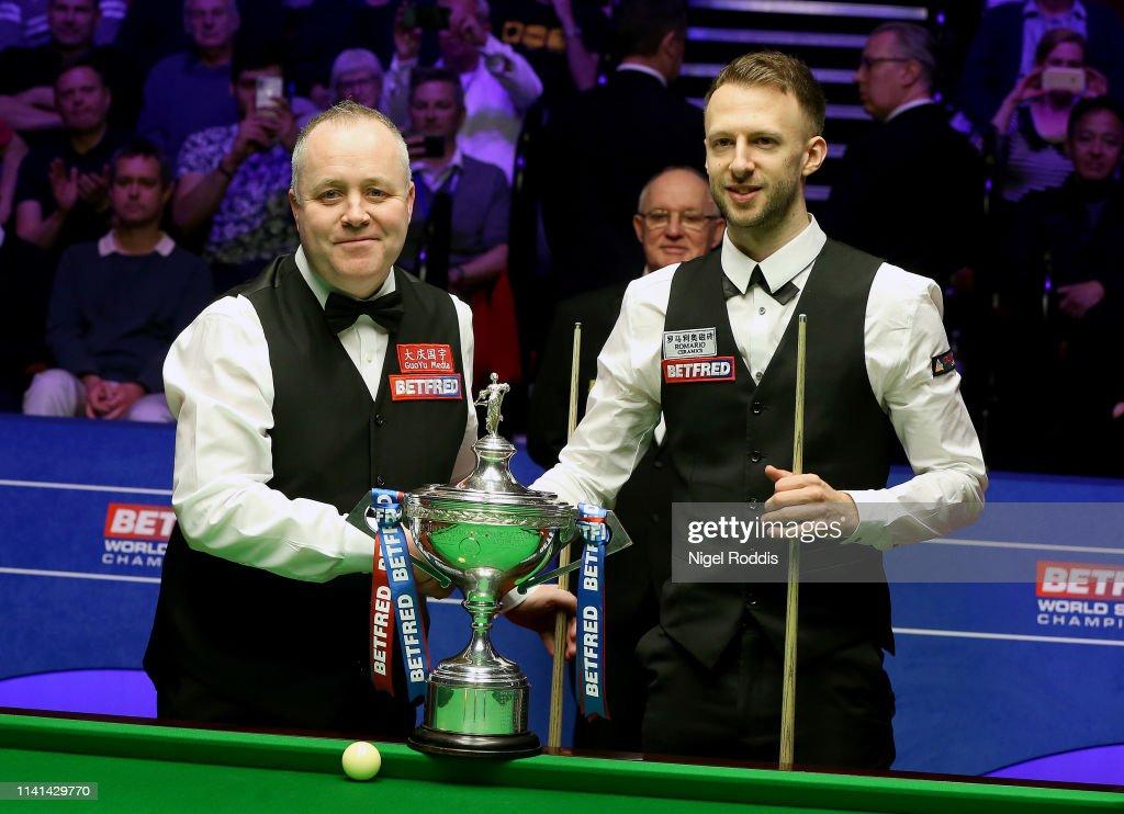 World Snooker Championship - Day 16 : News Photo